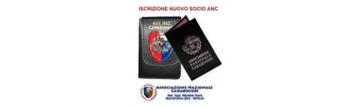 Nuova Iscrizione ANC
