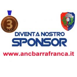 Diventa uno Sponsor Bronzo per 6 mesi a soli 0,27 centesimi di Euro/giorno (Donazione con ringraziamento)