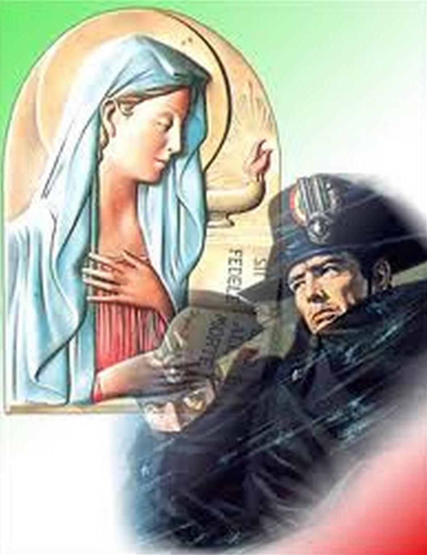 Virgo Fidelis - Patrona Arma Carabinieri 21/11/2017
