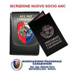 Iscrizione Nuovo Socio all'ANC di Barrafranca