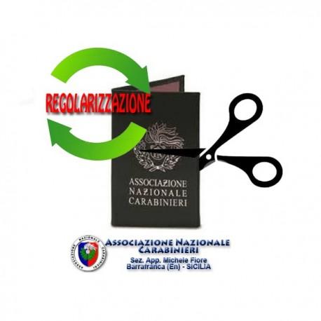 Regolarizzazione tesseramento ANC Barrafranca