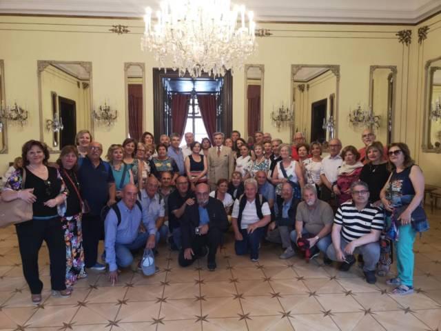 L'Associazione Nazionale Carabinieri di Barrafranca in visita nella Repubblica Ceca