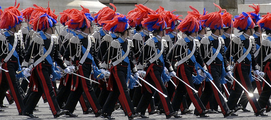 55 positi disponibili - Concorso Ruoli Ufficiali Arma Carabinieri
